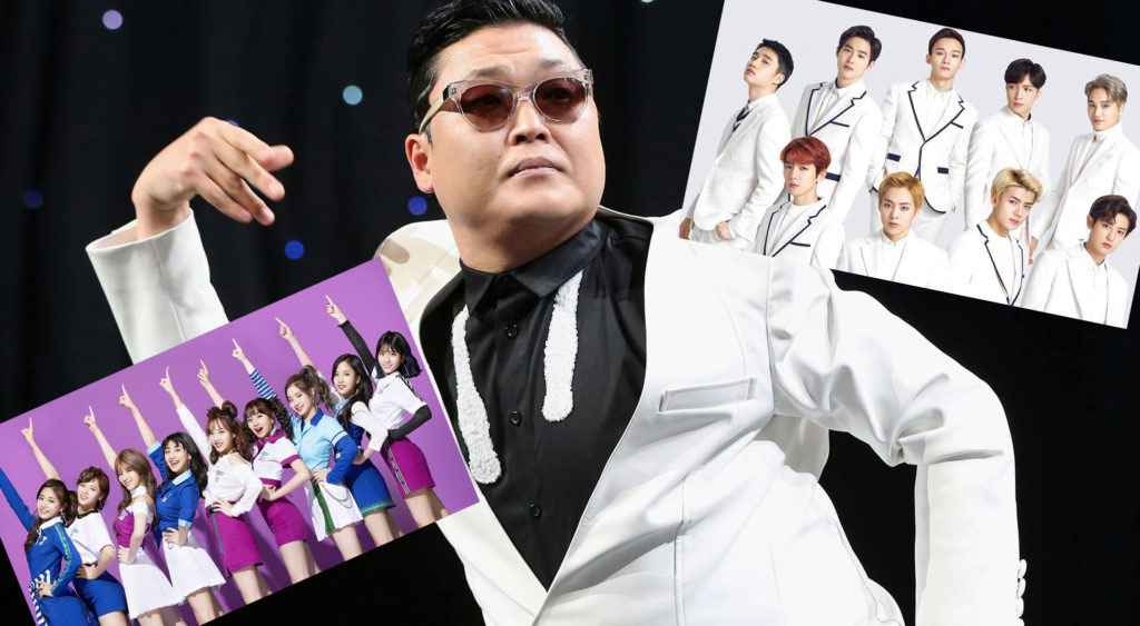 Корейские музыкальные гиганты создадут свой аналог Vevo