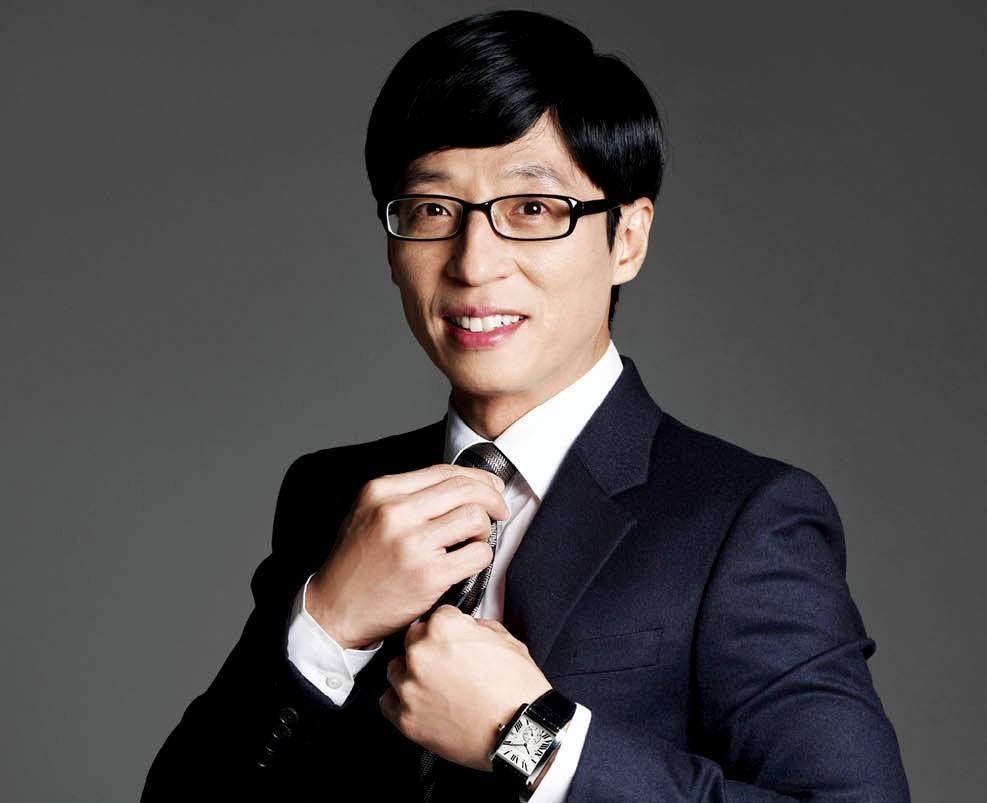 Ю Дже Сок снова лучший MC Кореи!