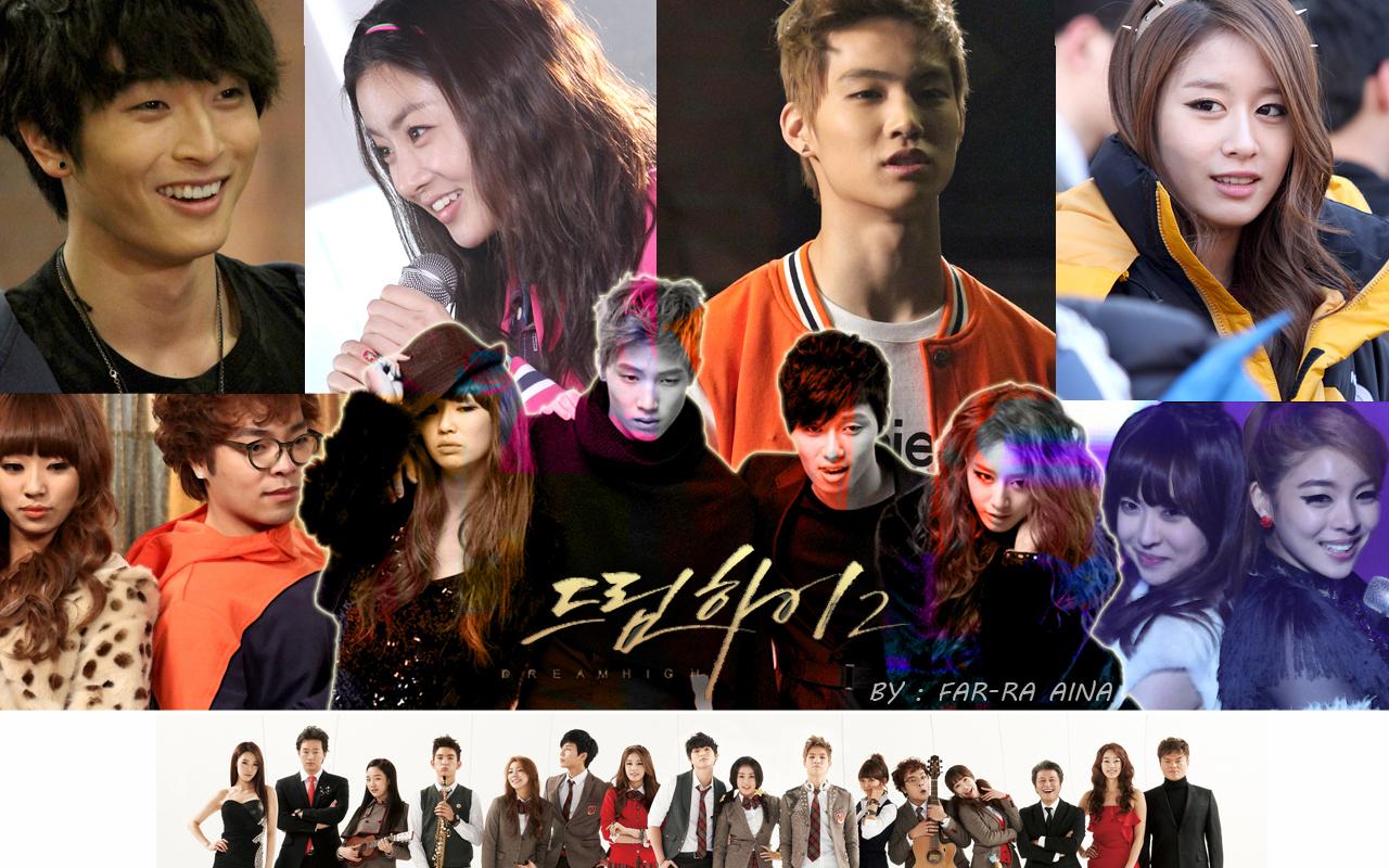 Одержимые мечтой-2 (Dream High-2), 2012. канал KBS2