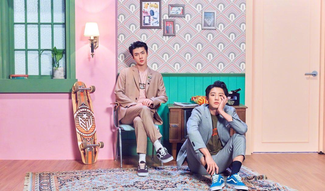 Сехун и Чанёль выступят дуэтом