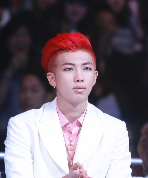 Rap Monster из BTS