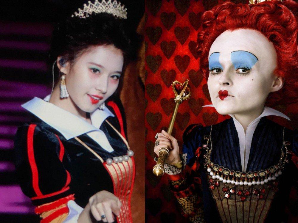 Сана - Красная королева