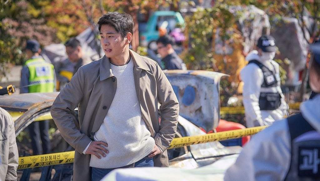 Ли И Гён – крутой полицейский в новой дораме