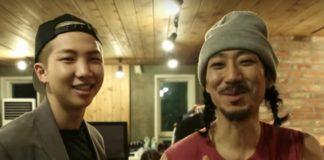 Совместный трек Tiger JK и RM покорил мировой топ iTunes!