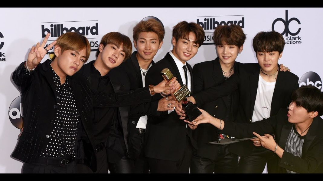 BTS номинированы на две награды Billboard Music Awards 2019