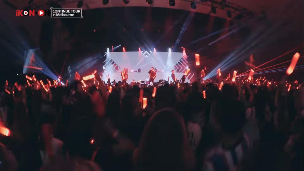 iKON опубликовали новый видео-дневник своего тура