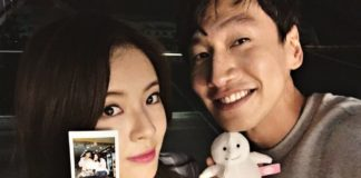 Ли Кван Су и Ли Сон Бин встречаются!