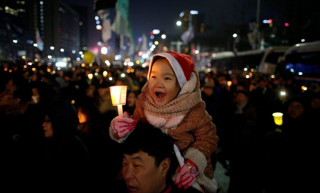 Самые популярные в Корее рождественские песни этого декабря