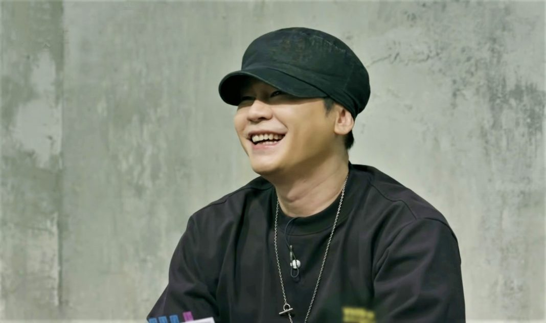 Директор YG Ян Хён Сок отметил свое 50-летие!