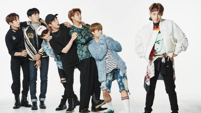 BTS вошли в топ 20 лучших поп-альбомов Rolling Stone 2018 года