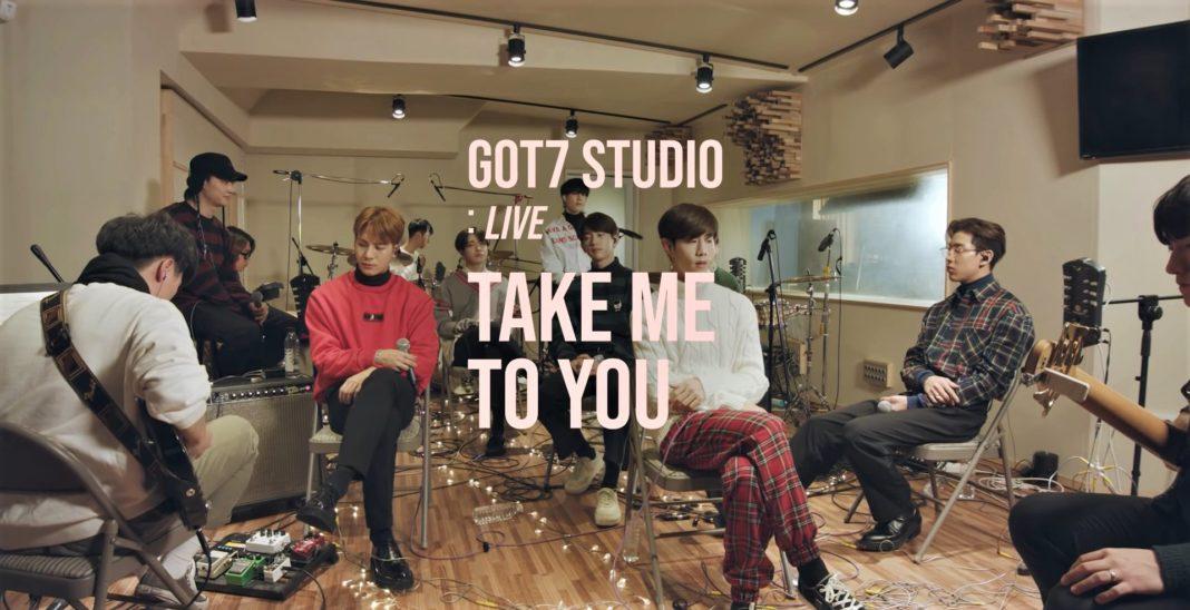 GOT7 выпустили студийную версию песни