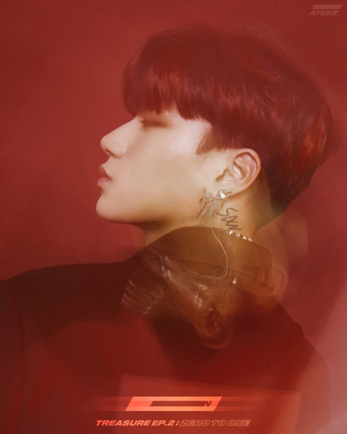 ATEEZ - «Zero To One»