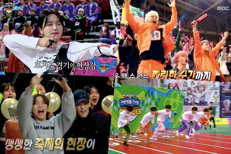 Idol Star Athletics Championships интригует новым превью!