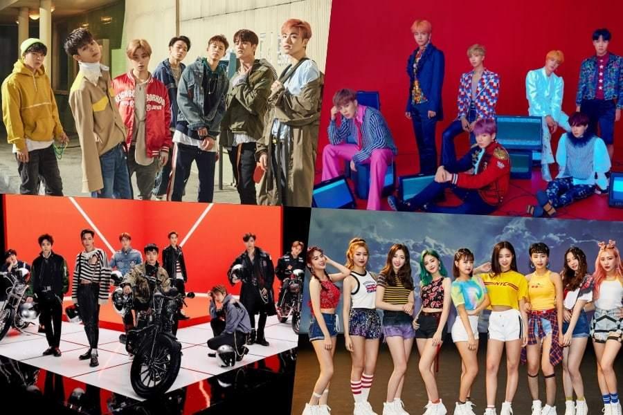 Gaon Chart представил списки лучших за 2018 год