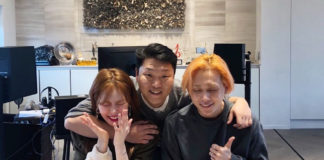 Хёна и Идон подписали контракт с агентством PSY - P-NATION!