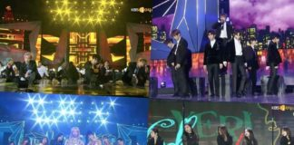 Выступления с 28-й церемонии Seoul Music Awards