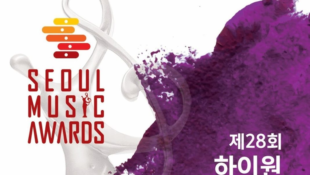 Победители 28-ой церемонии Seoul Music Awards