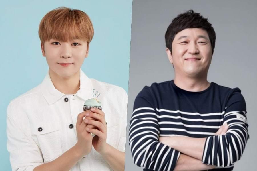 Сынкван из SEVENTEEN и Чон Хён Дон подтвердили участие в новом эстрадном шоу TVN