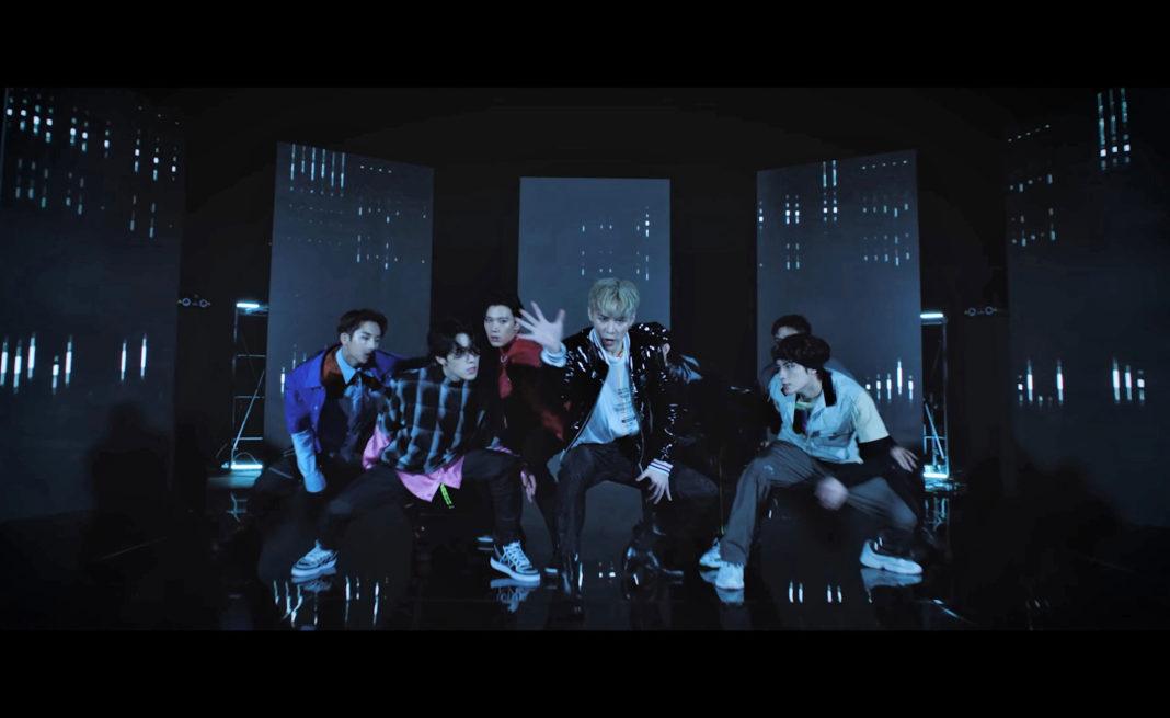 Китайский юнит NCT - WayV выпустил дебютный клип «Regular»