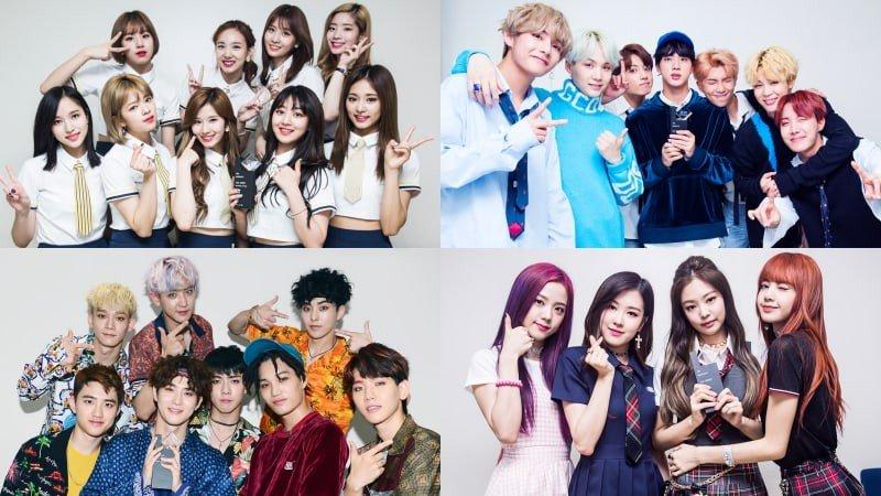 15 января часть самых популярных музыкальных k-pop клипов были заблокированы за нарушение авторских прав на YouTube