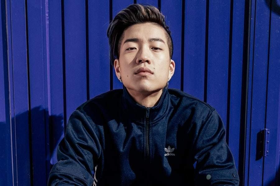 Рэпер Junoflo стал первым корейским артистом, выступившим на матче NBA