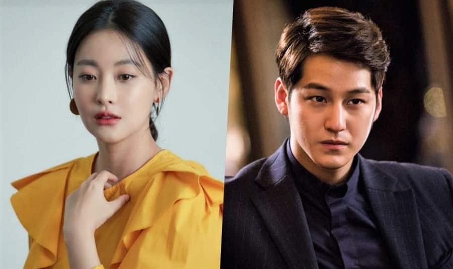 Актеры О Ён Со и Ким Бом расстались