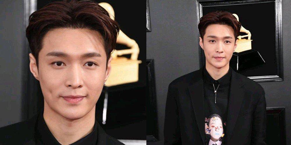 Лэй из EXO - еще один представитель k-pop индустрии на Грэмми 2019