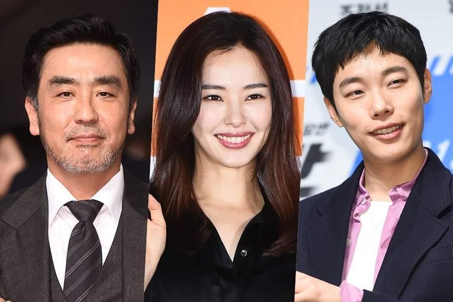 Лучшие корейские актёры февраля 2019