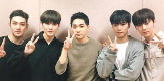 Все участники NU'EST продлили контракты с Pledis Entertainment