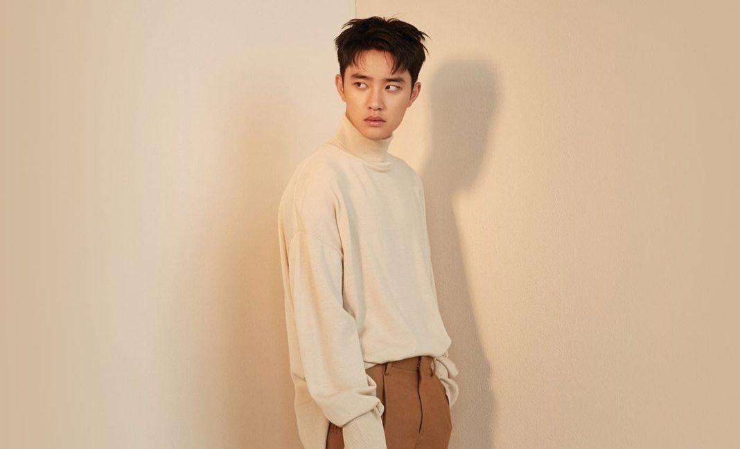 D.O из EXO возглавил рейтинг самых ожидаемых в 2019 году айдолов-актеров