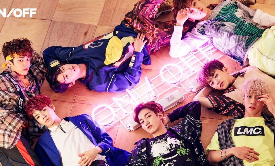 Группа ONF опубликовала треклист третьего мини-альбома
