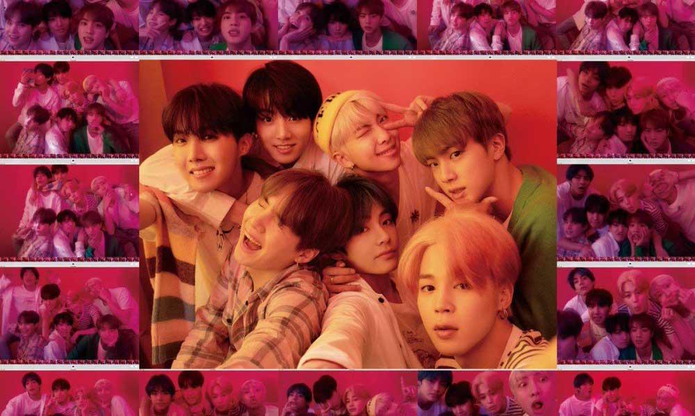 BTS представили милые и веселые тизеры альбома «Map of the Soul: Persona»!