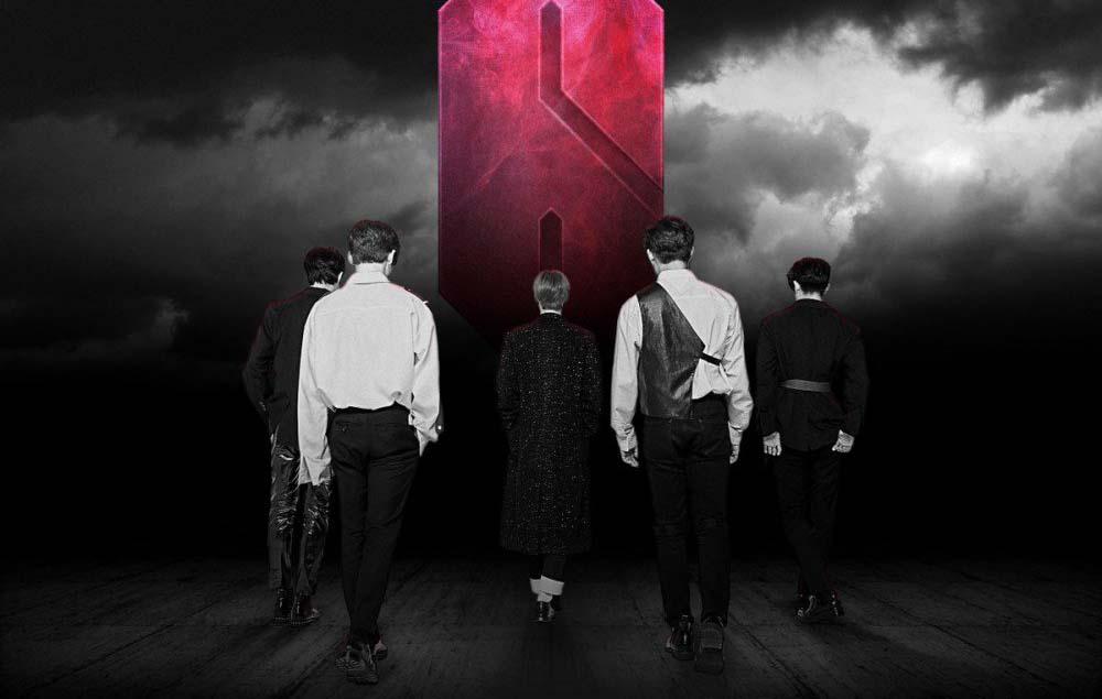 Группа AB6IX собирается дебютировать в составе пятерых участников