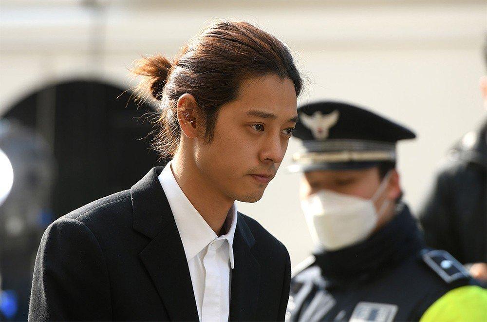 Чон Джунён уничтожил улики по делу о незаконном распространении видео