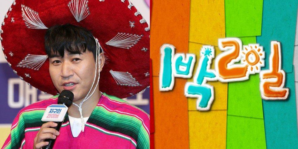 Ким Чен Мин рассказал о шоу «1 night, 2 days»