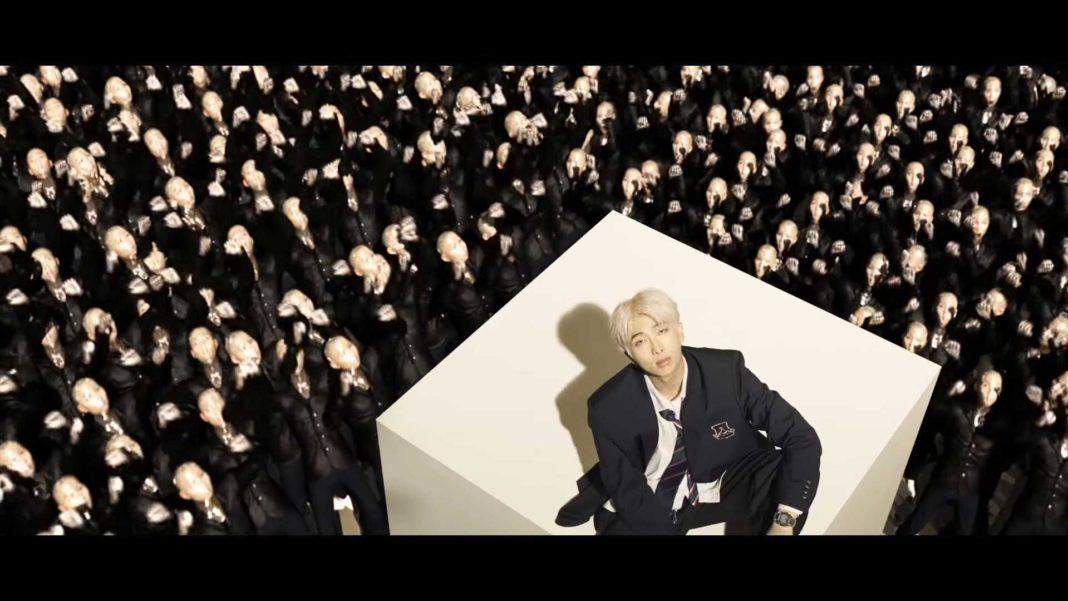 Группа BTS выпустила трейлер с RM к альбому