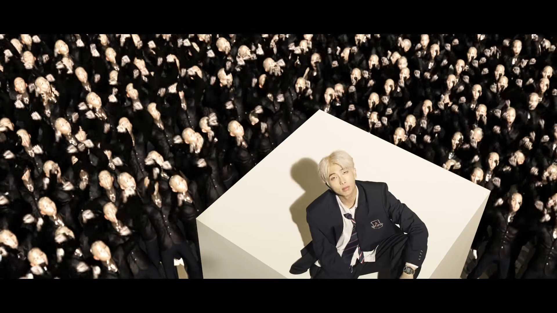 """Группа BTS выпустила трейлер с RM к альбому """"Map Of The Soul: Persona""""!"""