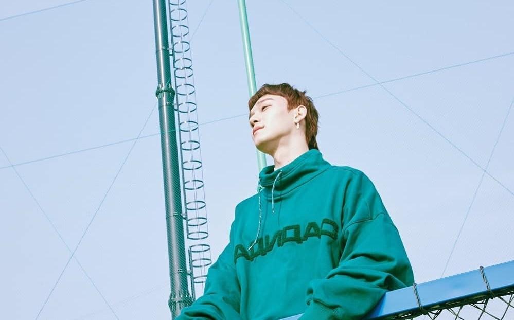 Чен из EXO готовится к сольному дебюту!
