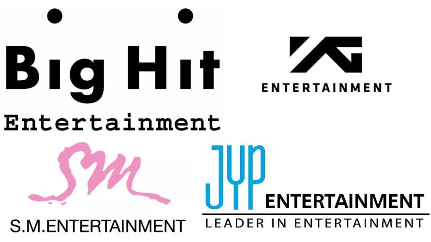 Агентство Big Hit Entertainment официально перешло в большую тройку по итогам 2018 года