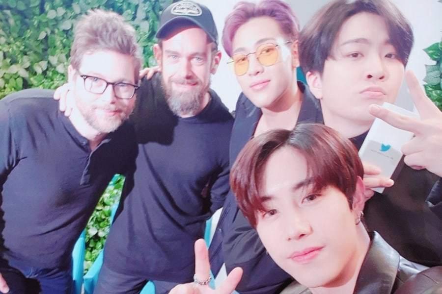 Директор Twitter рассказывает о влиянии k-pop на Twitter и встречается с БэмБэмом, Югёмом и Марком из GOT7