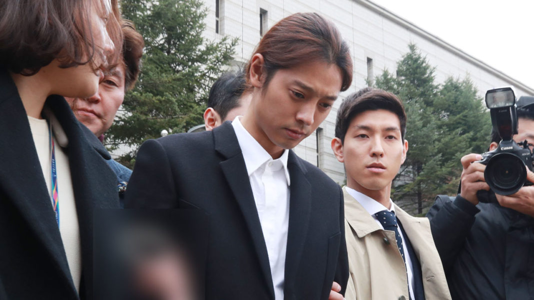 Дело Чон Джунёна передали в суд