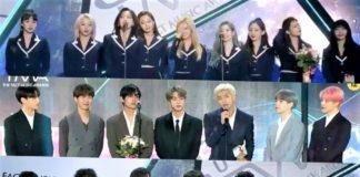 "Победители ""2019 The Fact Music Awards»!"