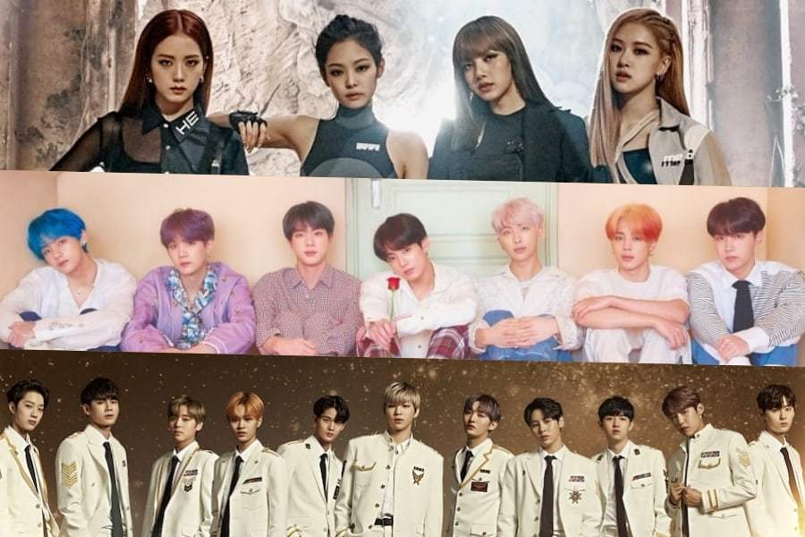 Forbes Korea назвал 40 лучших знаменитостей!
