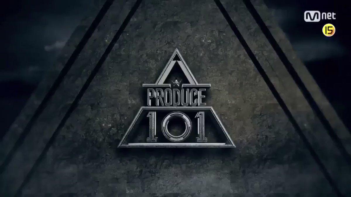 Участники «Produce X 101» исполнили эстафетный танец