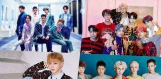 BTS, Super Junior и другие артисты - на первых местах в голосовании The Fact Music Awards