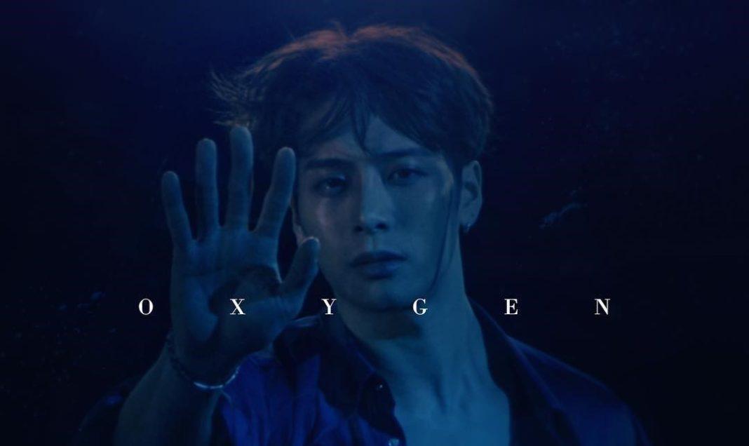 Джексон из GOT7 представил фото для релиза «Oxygen»