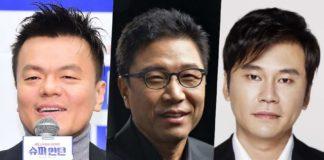 Пак Джин Ён обогнал конкурентов Ли Су Мана и Ян Хён Сока по части стоимости акций агентств