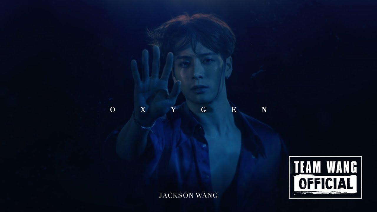 """Джексону из GOT7 не хватает воздуха в клипе """"Oxygen"""""""