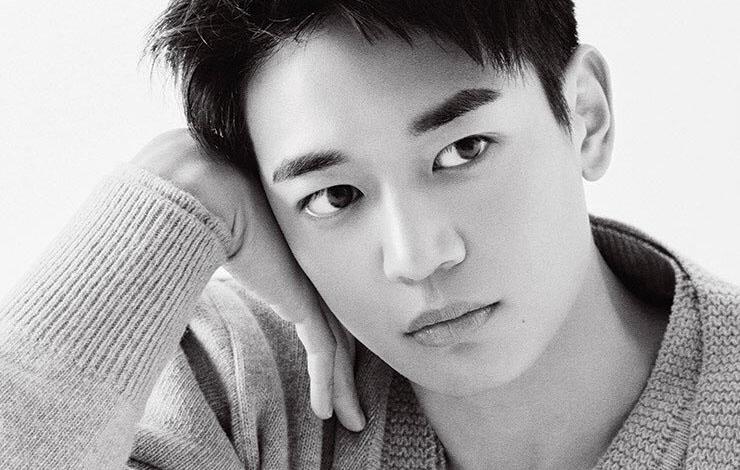 Минхо из SHINee рассказал журналу Elle, чего он ждет от армии
