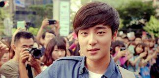 Корейский певец Рой Ким